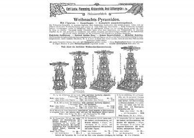 1904 Flemming-Katalog