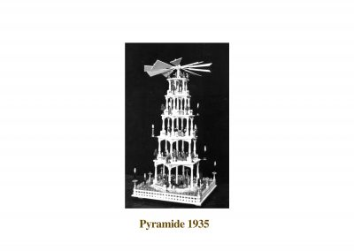 Flemming Pyramide von 1935