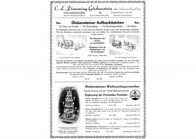 1950 Anzeige im Wochenblatt